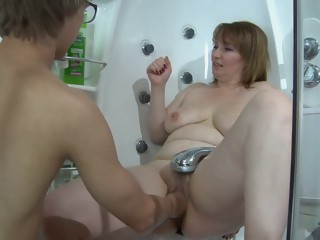 Hot Russian MILF sc. 2