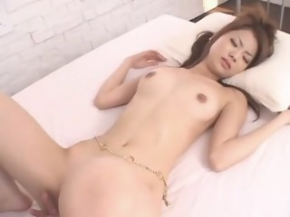 Incredible Japanese girl Erika Kurumi in Hottest Cunnilingus, Small Tits JAV movie
