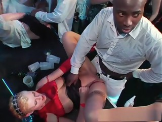 Best pornstars Alexa Bold, Defrancesca Gallardo and Billy Raise in crazy group sex, interracial adult movie