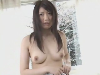 Exotic Japanese model Shiori Manabe in Fabulous Striptease, MILFs JAV scene