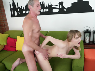 Lucette Nice & Mark Magnum in Sexual Wisdom - 21Sextreme