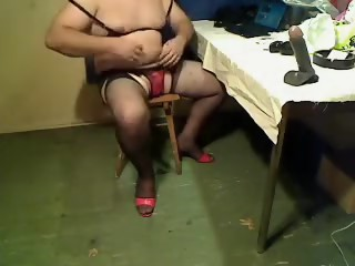 Amazing amateur gay movie with Fetish, Solo Male scenes