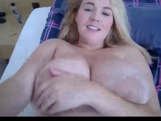 Best homemade Big Natural Tits, BBW sex video