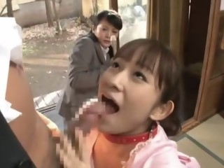 Incredible Japanese chick Mika Osawa in Exotic Blowjob, Interview JAV scene