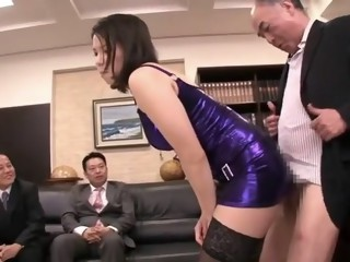 Exotic Japanese whore Marika Tsutsui in Best Masturbation, Lingerie JAV clip