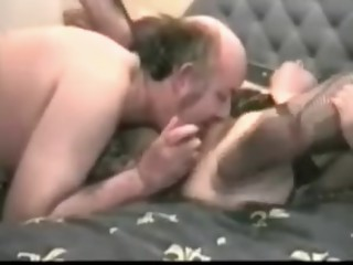 Crazy homemade Amateur, Big Natural Tits sex clip