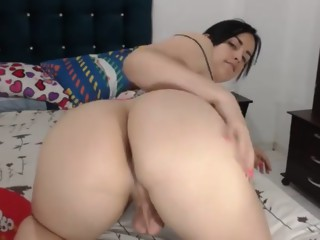 Crazy amateur shemale clip with Solo, Big Asses scenes