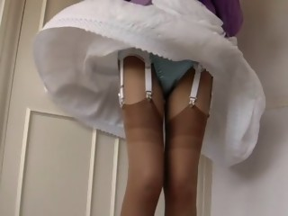 Fabulous homemade Upskirts, Softcore adult movie
