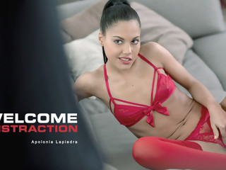 Apolonia Lapiedra in Welcome Distraction - BabesNetwork