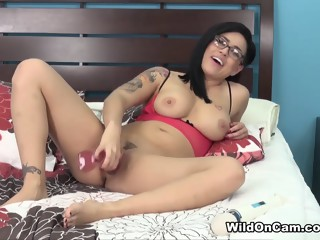 Eva Angelina in Eva Angelina Live - WildOnCam