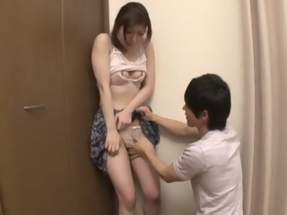 Crazy Japanese whore Tsubaki Katou in Fabulous Hairy JAV clip