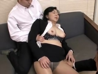 Hot Japanese Mature and youngers guy 2