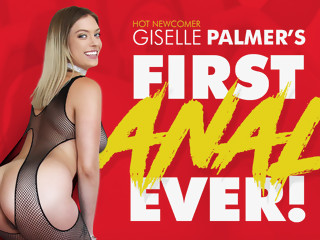 Giselle Palmer in Tall Texan Giselle's Virgin Anal Video - EvilAngel