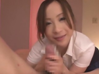 Hottest Japanese slut Yua Tokona in Amazing Handjobs, Massage JAV movie