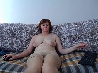 Couch,Mature,Aged,Cam