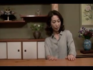 Horny Mature Japanese Chick