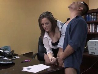 Handjob compilation with some facial cumshots