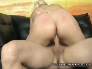 Harlot Adison Asher Loves Double Penetration