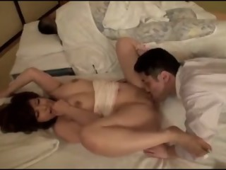 Unfaithful wife to forgive cum next to her husband